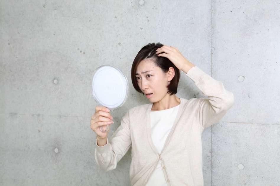 毛髪(女性)20